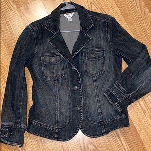 Talbots Stretch Denim Jacket